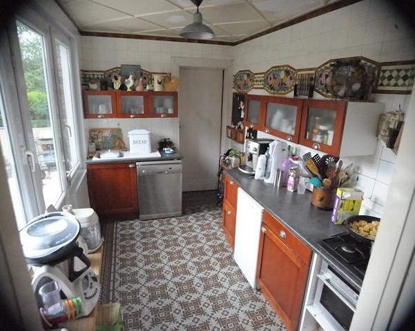 Une maison vivre maison carvin nord pas de calais for Cuisine et salon ensemble